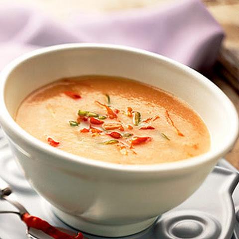 Cantaloupe And Honeydew Soup Recepten | Yummly