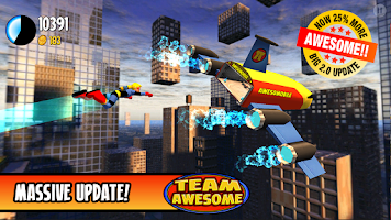Screenshot of Team Awesome