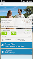 Screenshot of TAP Portugal
