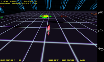 Screenshot of Neon Rider 2