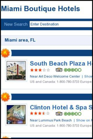 Miami Hotel Discount Bookings