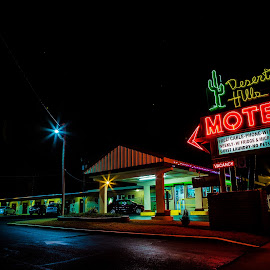 Route 66 Hotel by Ron Meyers - Buildings & Architecture Office Buildings & Hotels