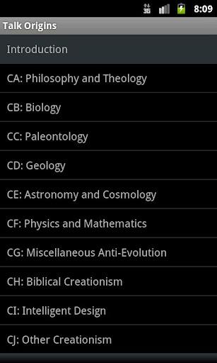 TalkOrigins Creationist Claims