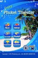 Screenshot of Phuket Travel