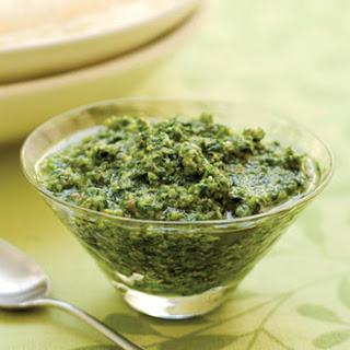 Collard Green Pesto Recipes