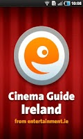 Screenshot of Cinema Guide Ireland