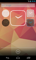 Screenshot of Minimal Clock