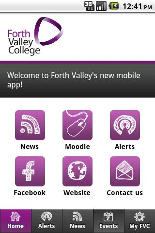 【免費教育App】Forth Valley College-APP點子