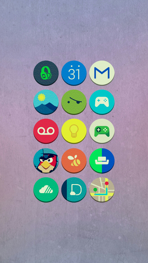 Atran - Icon Pack Screenshot 3