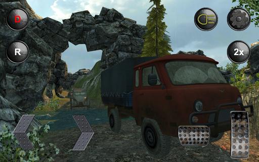 4X4 Russian SUVs Off-Road - screenshot