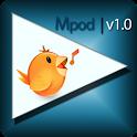 Mpod v1.0 icon