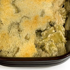 Thyme-Infused Cardoon Gratin Recipe