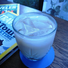 White German Drink