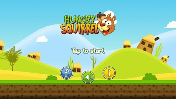 Screenshot of Hungry Squirrel