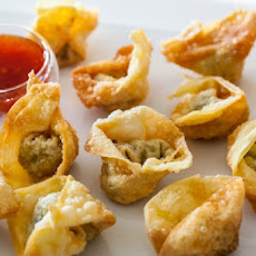 Chinese Fried Wonton