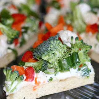 Vegetable Pizza I