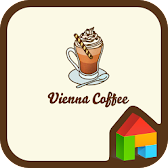 Vienna Coffee Dodol Theme APK Icon