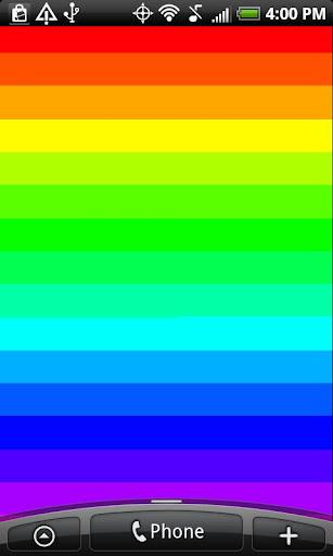 Pride Rainbow Live Wallpaper