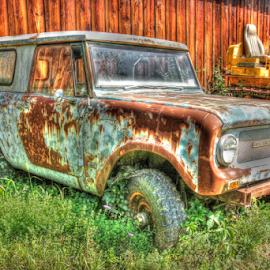 by Liz Okon - Transportation Automobiles