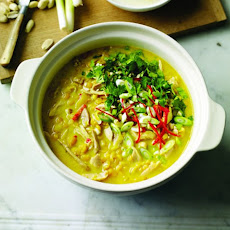 Chicken Mulligatawny Soup Recipe
