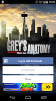 Screenshot of Grey's Anatomy Quiz Italiano