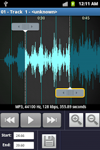 MP3 Ringtone Maker- screenshot thumbnail