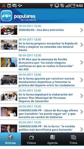 Populares Cantabria