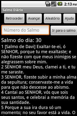 Salmo Diário