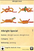 Screenshot of Knots Guide