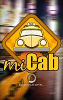 Screenshot of miCab: Get a Taxi Now!