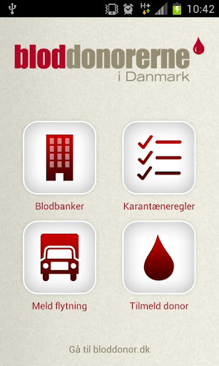 Bloddonorerne i Danmark