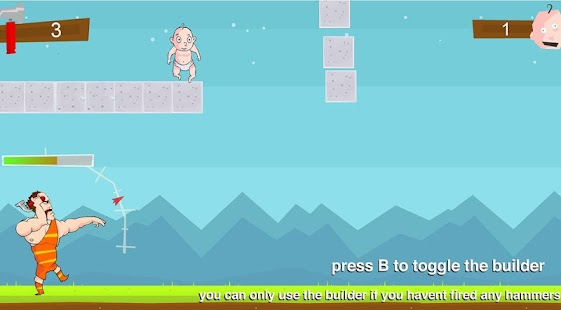 Axe the Baby - screenshot