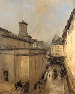 RIJKS: Antoine Vollon: painting 1900