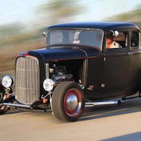 Cruisin' by Joel Mcafee - Transportation Automobiles ( car, cruisin, hotrod, auto,  )