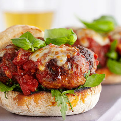 Italian Meatball Melts