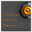 ADW Theme OrangeAurora icon