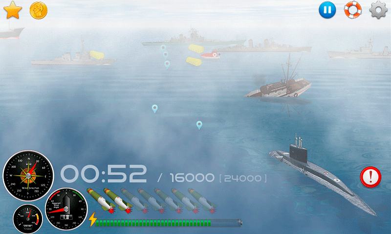 Silent Submarine Career Screenshot 12