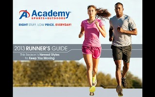Screenshot of Academy Guide