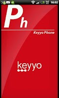 Screenshot of Keyyo Phone pour smartphone