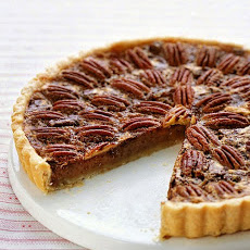 Chocolate-Pecan Tart