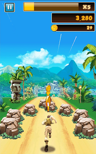 Danger Dash APK for Bluestacks