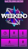 Screenshot of Wknd
