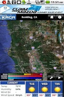Screenshot of KRCR Wx