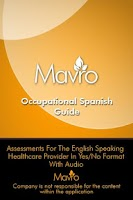 Screenshot of Occupational Therapy Spanish