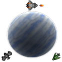 Space: Uncharted (MMO RTS) icon