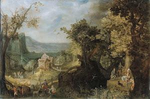 RIJKS: Anton Mirou: painting 1608