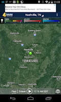 Screenshot of WSMV WX