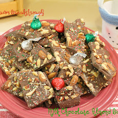 Milk Chocolate Almond Bark!