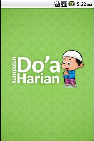 doa-harian for android screenshot