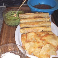 No-Fuss Taquitos